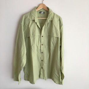 Patagonia button down shirt long sleeve
